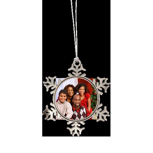 Pewter Star Ornament