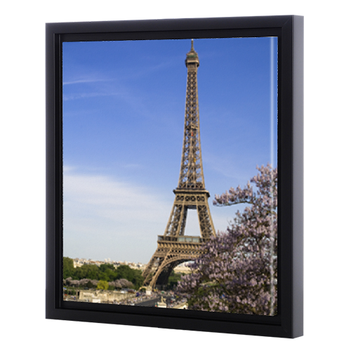 20x24 Framed Gallery Wrapped Canvas