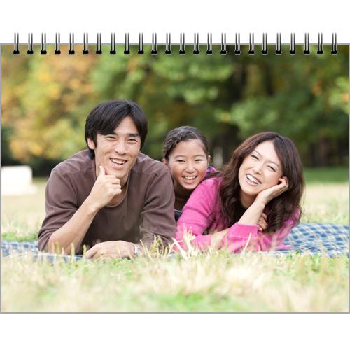 8.5x11 Coil Calendar